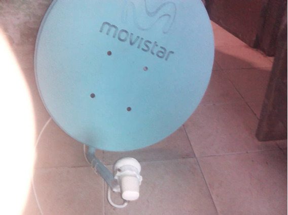 Vendo Antena Movistar Con Lbn