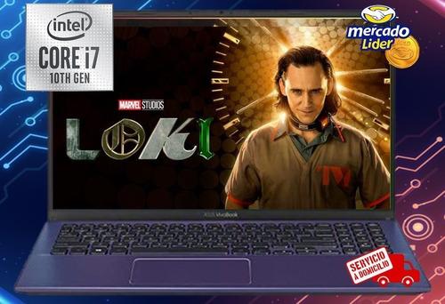 Laptop Portatil Asus X515j Core I7 10ma Ssd 512gb/8gb/15.6