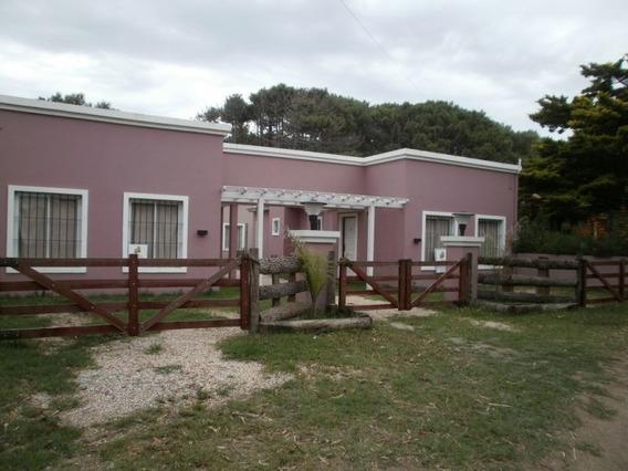Alquiler Temporario De Casa 5 Personas En Aguas Verdes.