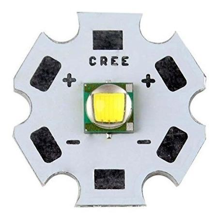 Chip Led Cree Xml2 - T6 10w Branco Frio 20mm K1882