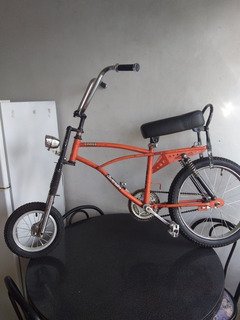 Bicicleta Asiento Banana Aurorita Willy Cross