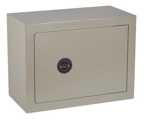 Caja Fuerte 30x40x20 De Abulonar A Pared O Piso Tesoro Full