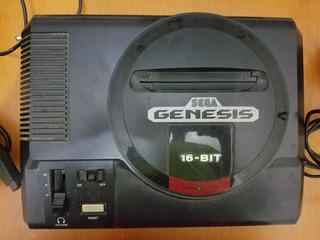 Consola Sega Genesis, Accesorios, 1 Control Y 4 Juegos