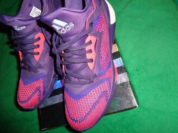 Botas De Basket adidas D Lillard 2 Boost Primeknit
