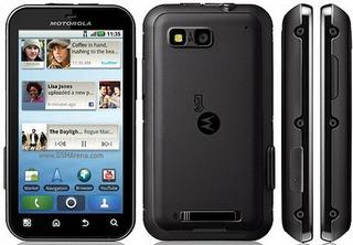 Motorola Defy Mb525 Nuevo De Colección!, Completo En Caja!