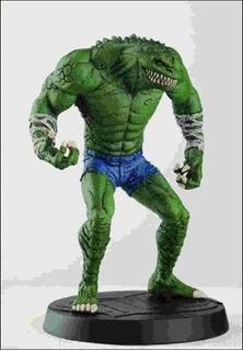Figura De Plomo - Dc Comic Especial - Killer Croc - Nueva