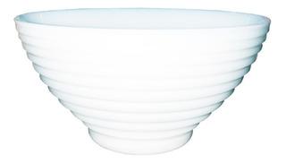 Compotera Vidrio Templado Luminarc Línea Harena Extra Resistente 250 Ml - 12 Cm Bowl Cuenco Blanco Por Unidad