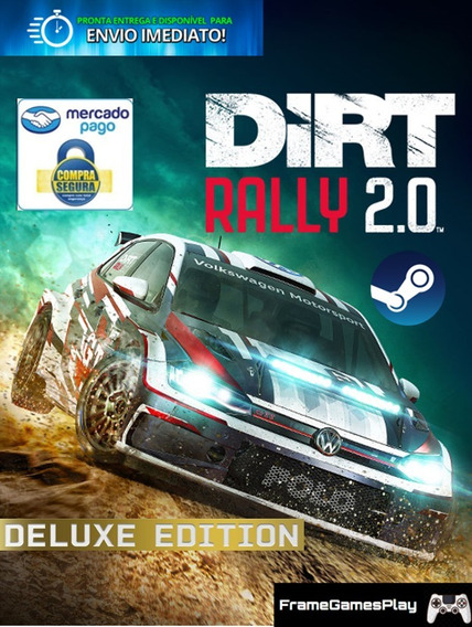 Dirt Rally 2.0 | Deluxe Edition Pc Steam