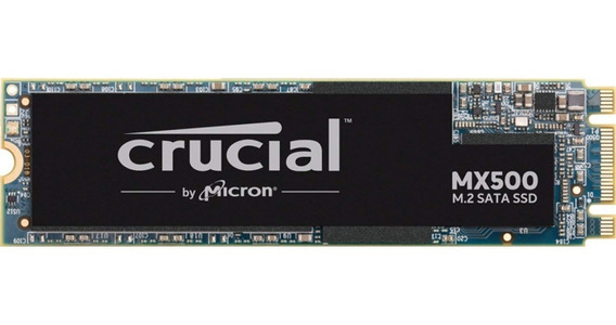 Hd Ssd M.2 M2 Sata Crucial Mx500 500gb 2280 Novo Original 12x Ct500mx500ssd4 480gb 512gb