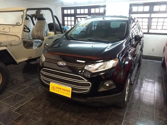 Ford Ecosport Se. 1.6 Automática
