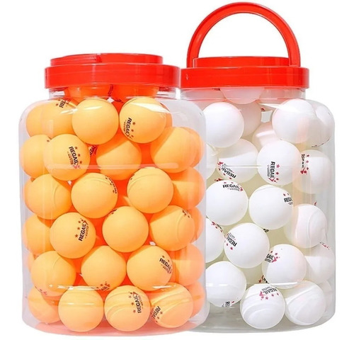 Pelotas Ping Pong 60 Unidades Buena Calidad Gym Deporte Ax ®
