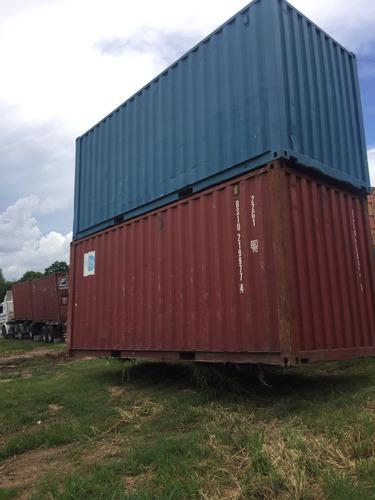 Contenedor Maritimo Container 20' Escobar