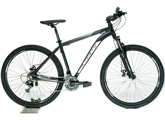 Bicicleta Gw Zebra 21vel Modelo 2020 Cam Integrados Disc Mtb