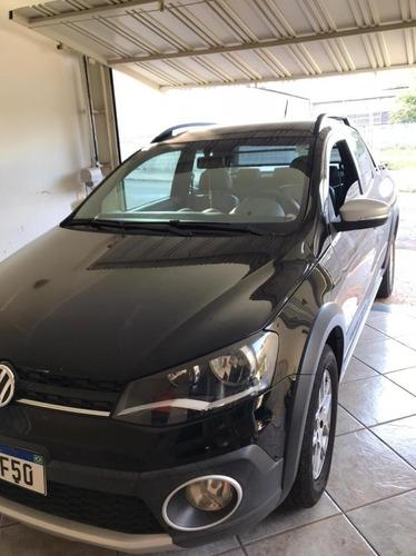 Saveiro Cross Cabine Dupla Volkswagen