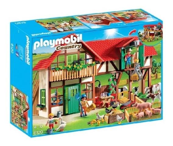 Playmobil - Granja De Animales