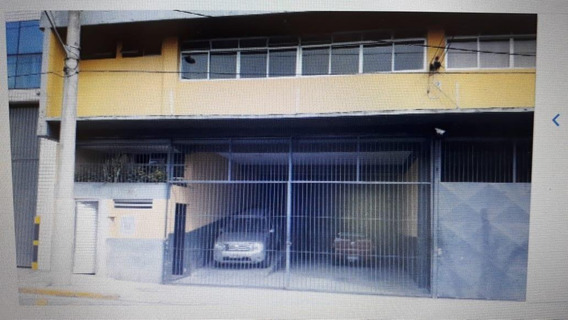 Galpão Para Alugar, 703 M² Por R$ 12.000/mês - Centro - São Caetano Do Sul/sp - Ga0010