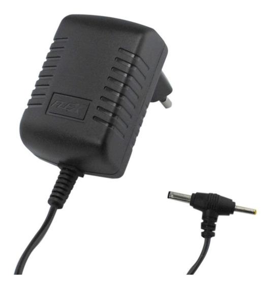 Fonte 9v 2a P/a Tablet - Plug Duplo: 4.0 X 1.7 + 2.5 X0.8mm