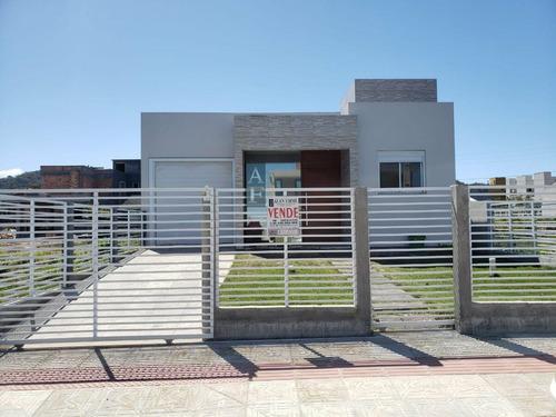 Imagem 1 de 9 de Casa Alvenaria Para Venda Em Ambrósio Garopaba-sc - Kv700