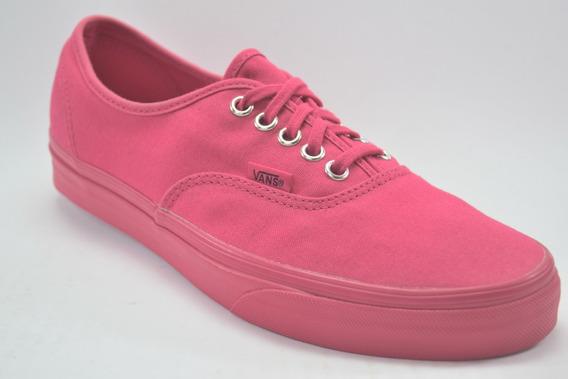 Tenis Vans Authentic Para Dama Color Rosa