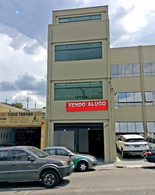 Comercial Para Venda, 0 Dormitórios, Jardim Da Glória - Taboão Da Serra - 1445
