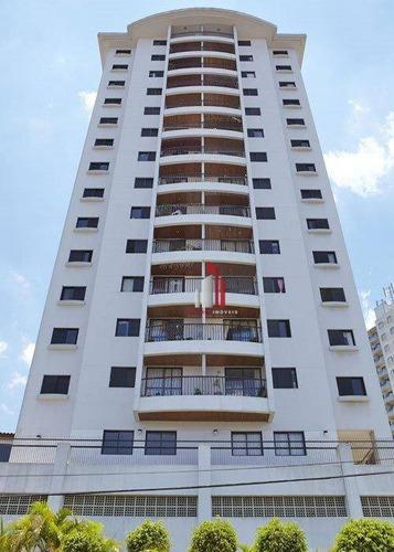 Imagem 1 de 25 de Apartamento Com 2 Dormitórios À Venda, 63 M² Por R$ 380.000,50 - Freguesia Do Ó - São Paulo/sp - Ap0320