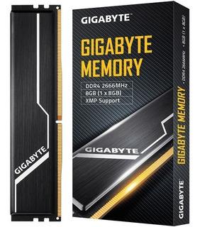 Memoria Ram Ddr4 Gigabyte 8 Gb 2666 Mhz Pc4-21300