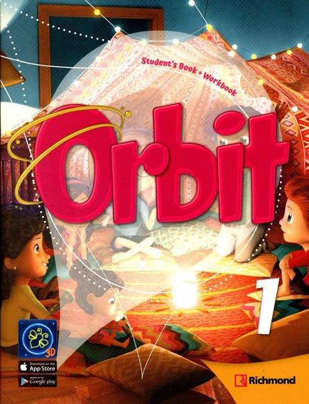Orbit 1 - Student´s Book + Workbook - Richmond