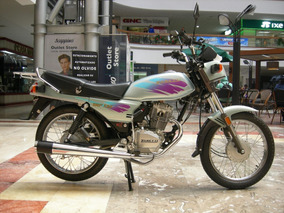 Motocicleta Zanetti Trf/125 Año 2004
