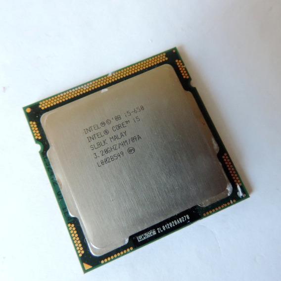 Processador Core I5 - 650 Intel 3.2ghz