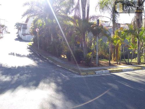 Imagem 1 de 3 de Terreno, Vila Nova Socorro, Mogi Das Cruzes - R$ 400 Mil, Cod: 1642 - V1642