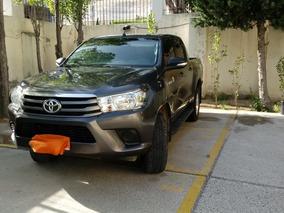 Toyota Hilux 2.4 Cd Sr 150cv 4x2 2016
