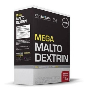 Mega Maltodextrin - Probiotica - 1kg - Original