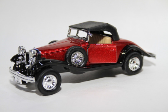 Maqueta Auto Escala 1:36 Welly Old Timer Metal 98872h