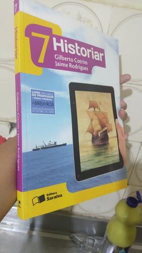 Historiar 7º Ano - Gilberto Cotrim - Manual Do Professor
