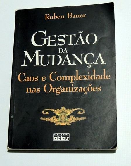 Gestão Da Mudança Ruben Bauer Atlas