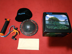 Dome Gopro Hero 3, 3+ E 4 - Telesin