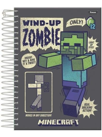 Agenda 2019 Minecraft 2 Opções De Capa - Foroni