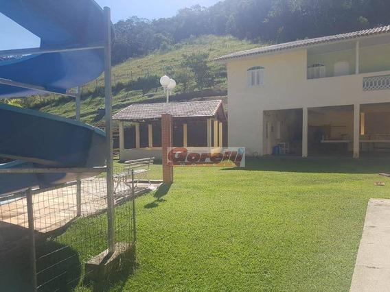 Sítio À Venda, 24000 M² Por R$ 1.500.000,00 - Bairro Lambari - Guararema/sp - Si0008