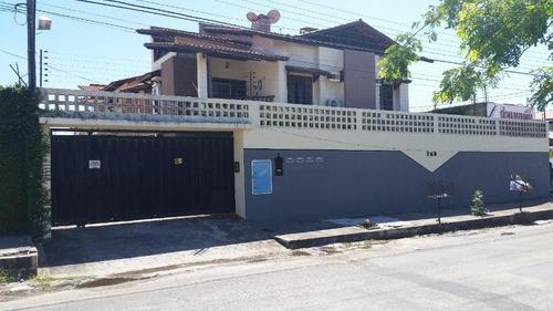Casa Com 3 Dormitórios À Venda, 165 M² Por R$ 395.000,00 - Sapiranga - Fortaleza/ce - Ca0881
