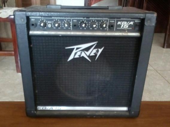 Amplificador Peavy Para Teclado/acusticos