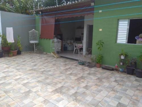 Casa No Balneário Gaivota, Em Itanhaém, Ref. L0624 L C