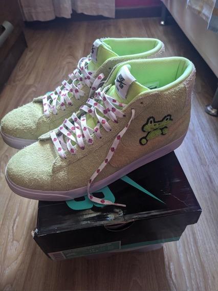 Nike Sb Blazer X Frog Skateboards