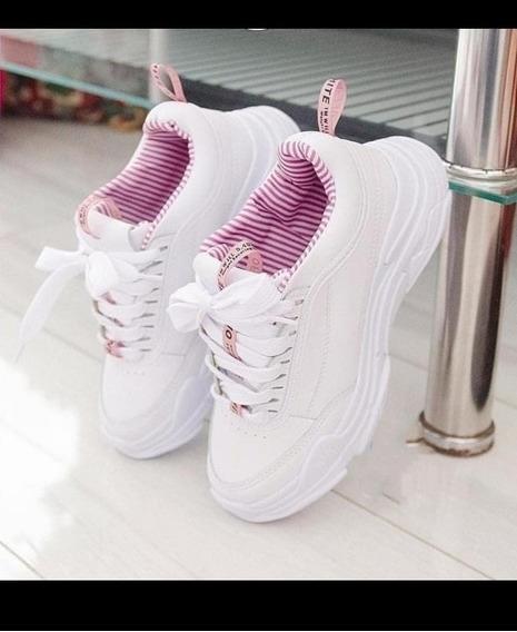 Zapatos Colombianos Fashion Rosa