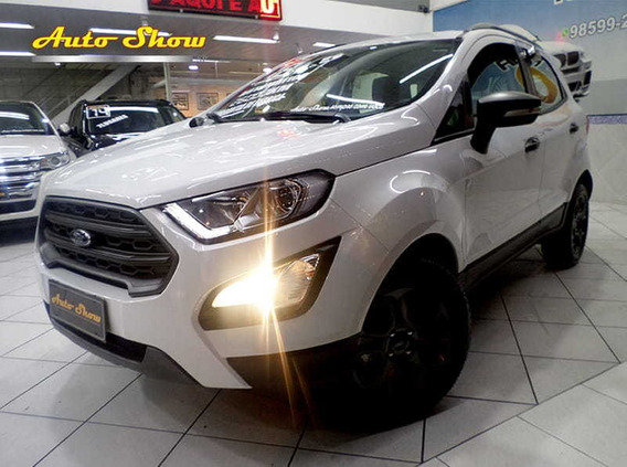 Ford Ecosport 1.5 Freestyle Aut 2018