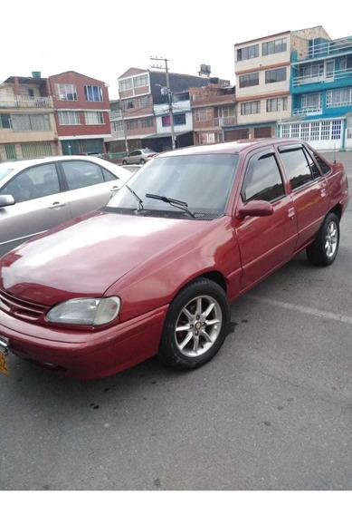 Daewoo Raicer 4 Puertas Mod 96 No Taxi