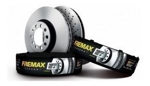 Discos De Freno Fremax ( Solidos, Ventilados, Perforados)