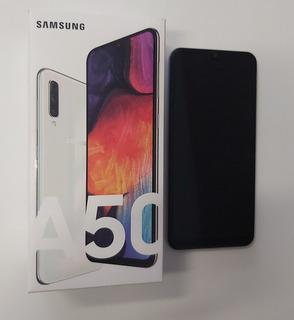 Celular Samsung A50 128gb (com Nota Fiscal)