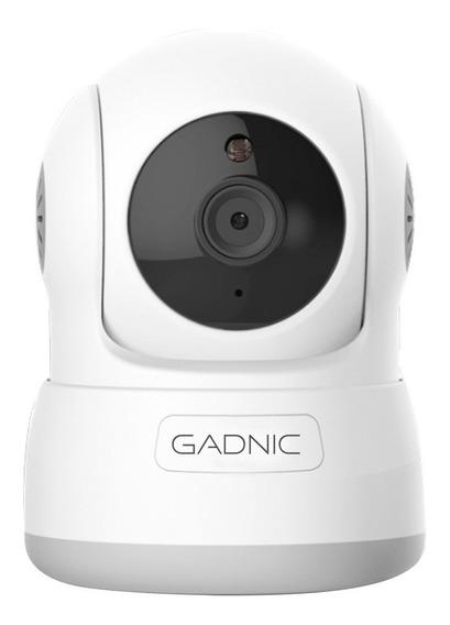 Camara Gadnic Seguridad Ip Motorizado P2p Wifi Noche Cuotas