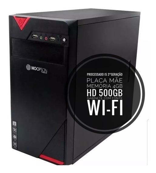 Computador Core I5-3330 4 Giga Hd 500 Gb