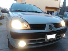 Renault Clio Autentique Original Excelente Llantas Yokohama